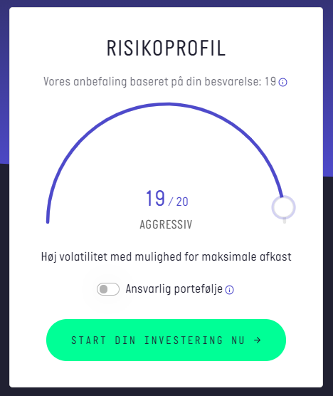 Risikoprofil Nord Investments